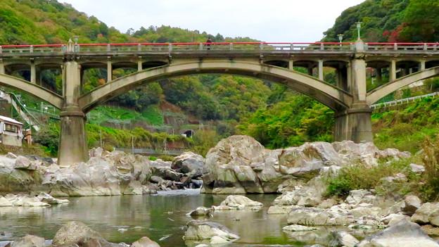 庄内川河川敷から見た城嶺橋 - 11