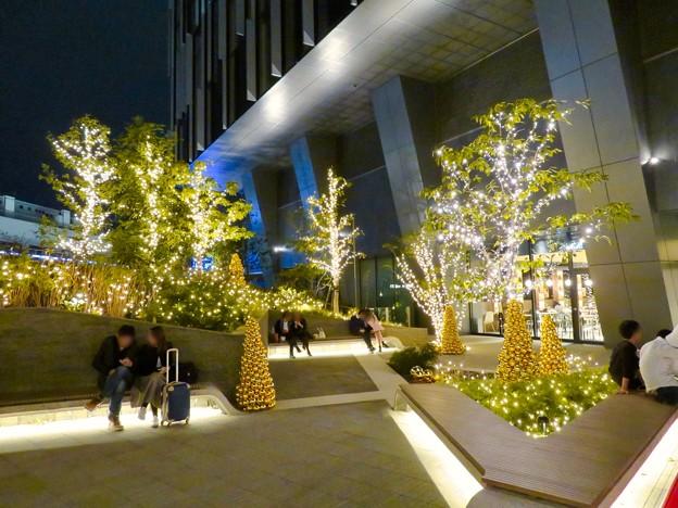 すごく雰囲気が良かった、大名古屋ビルヂング5階「スカイガーデン」のクリスマス・イルミネーション - 21
