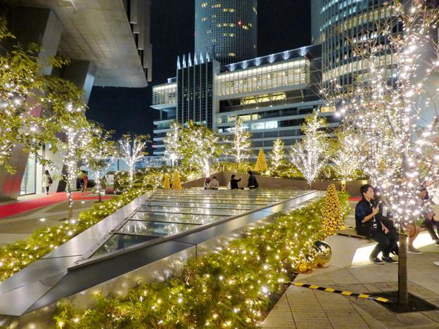 すごく雰囲気が良かった、大名古屋ビルヂング5階「スカイガーデン」のクリスマス・イルミネーション - 22