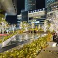 写真: すごく雰囲気が良かった、大名古屋ビルヂング5階「スカイガーデン」のクリスマス・イルミネーション - 22