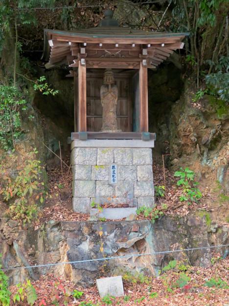 愛知県道205号沿いにある「慈道観音」 - 2