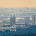 Photos: 定光寺展望台から見た景色:中部大学の校舎 - 2