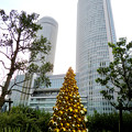 写真: 昼間の大名古屋ビルヂング「スカイガーデン」のクリスマスデコレーション - 4