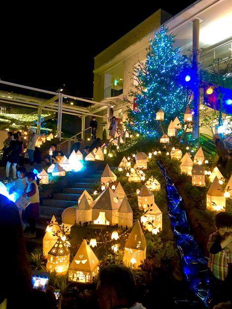 星が丘テラスのクリスマス・イルミネーション 2018 No - 7