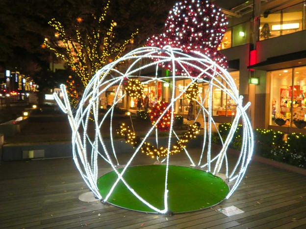 星が丘テラスのクリスマス・イルミネーション 2018 No - 15