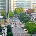 大名古屋ビルヂング5階「スカイガーデン」から見た景色 - 6:名駅通