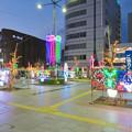 写真: 一宮駅周辺のクリスマスイルミネーション 2018 No - 1