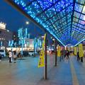 写真: 一宮駅周辺のクリスマスイルミネーション 2018 No - 3