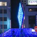 一宮駅周辺のクリスマスイルミネーション 2018 No - 12