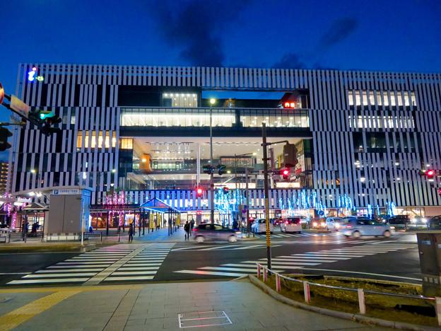 一宮駅周辺のクリスマスイルミネーション 2018 No - 16