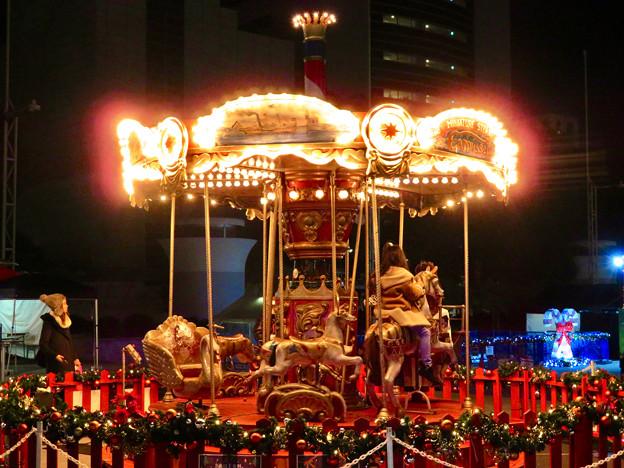 夜の名古屋クリスマスマーケット 2018 No - 3