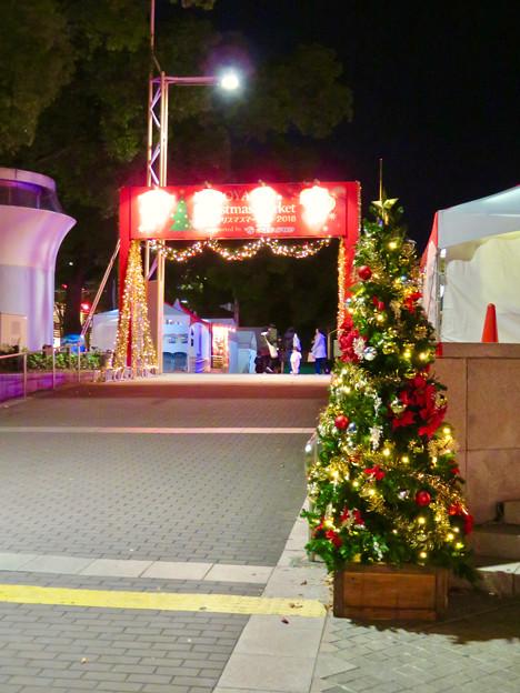 夜の名古屋クリスマスマーケット 2018 No - 9