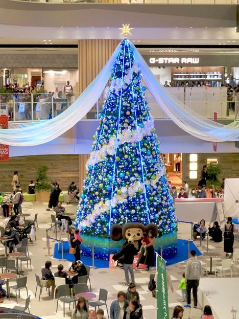 ららぽーと名古屋みなとアクルスのクリスマスツリー 2018 No - 5