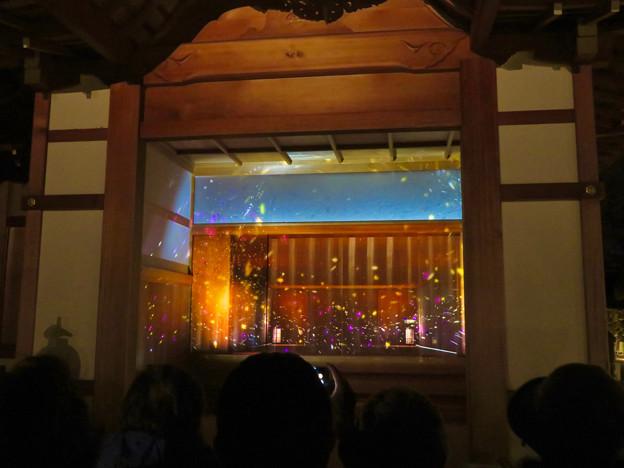 名古屋城×NAKED NIGHT CASTLE OWARI EDO FANTASIA 2018:本丸御殿車寄のプロジェクション・マッピング - 6