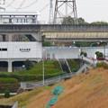 桃花台線の桃花台東駅周辺撤去工事(2018年12月23日):もう片方の高架も撤去開始 - 1
