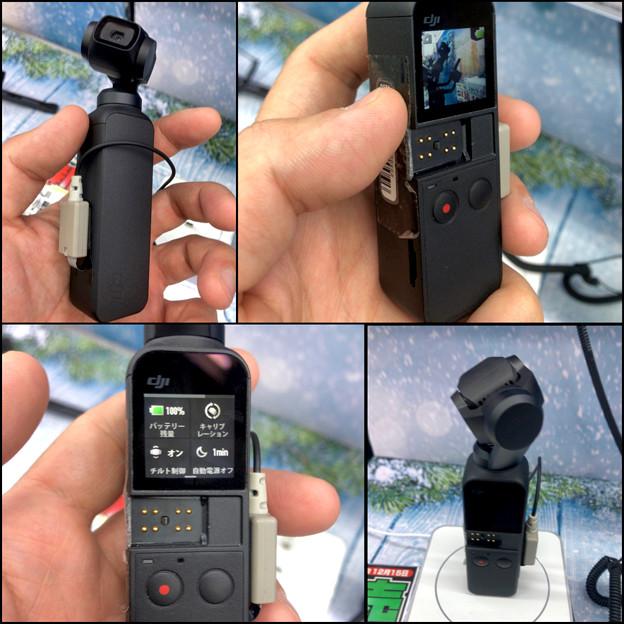 予想より2回り小さかった「DJI Osmo Pocket」 - 8