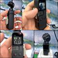 Photos: 予想より2回り小さかった「DJI Osmo Pocket」 - 8