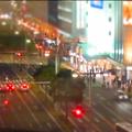 Photos: 大名古屋ビルヂング5階から見下ろした夜の名駅通 - 3