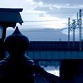 Photos: SX730HS:クリエイティブショットで撮影した清洲城前大手橋の欄干 - 6