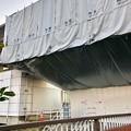 Photos: 桃花台線の桃花台東駅周辺撤去工事(2019年1月8日) - 12