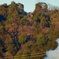Photos: 真下から見上げた尾張白山社 - 2