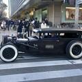 名古屋栄を走ってた平たいクラシックカー - 1