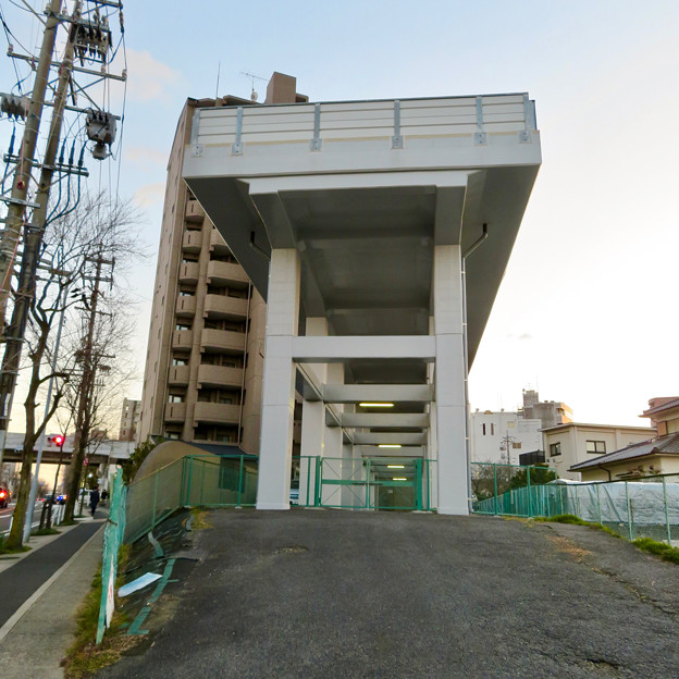 名古屋市営地下鉄東山線の線路の終わり - 6
