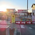 Photos: 駅前広場が工事中だったJR可児駅&名鉄新可児駅前(2019年2月17日) - 1