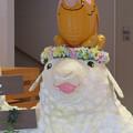 Photos: 花フェスタ記念公園:花のミュージアム内にいた変なキャラ - 3
