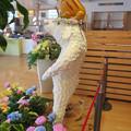 Photos: 花フェスタ記念公園:花のミュージアム内にいた変なキャラ - 4