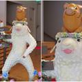 Photos: 花フェスタ記念公園:花のミュージアム内にいた変なキャラ - 7