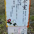 Photos: オフシーズン(2月)の花フェスタ記念公園 - 77:茶室「織部庵」(営業時間・料金等)