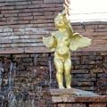 Photos: お菓子の城 No - 11:天使の像