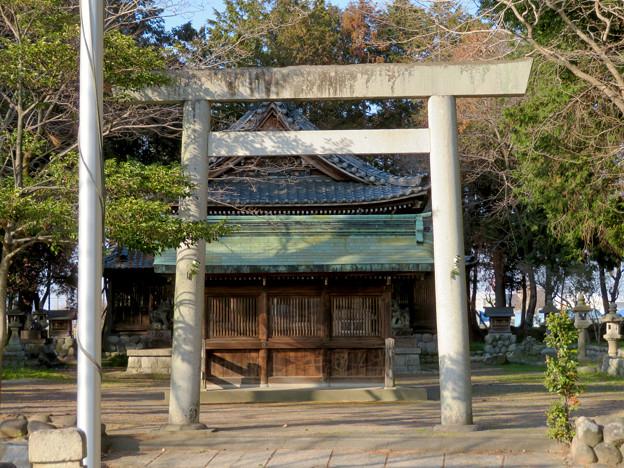 鳴海杻(なるみてがし)神社 - 11
