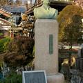 Photos: 興禅寺(こうぜんじ)No - 31:松浦浅吉の像