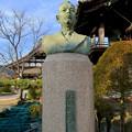 Photos: 興禅寺(こうぜんじ)No - 33:松浦浅吉の像