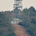 円福寺の展望台から見た高座山の頂上部 - 4