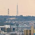 Photos: 円福寺の展望台から見た瀬戸デジタルタワー - 1
