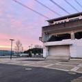 桃花台線の桃花台東駅周辺撤去工事(2019年3月19日) - 1:すっきりした駅前