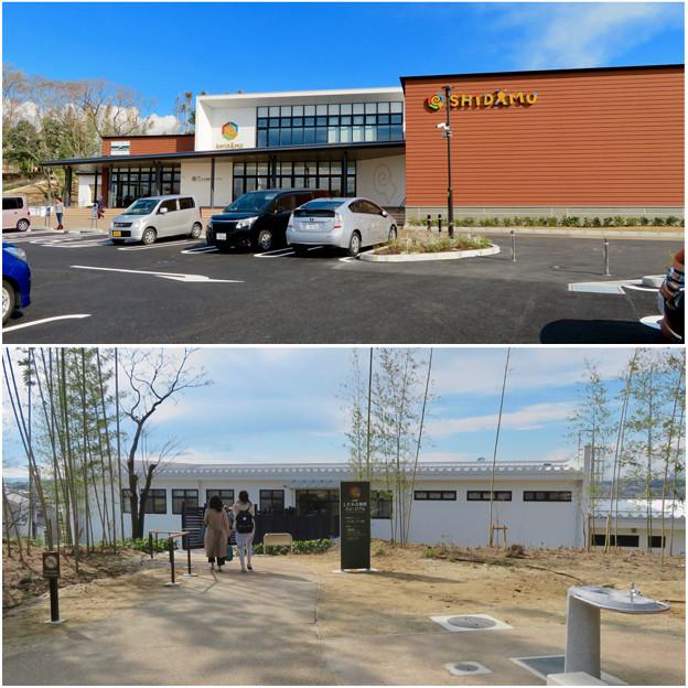 しだみ古墳群ミュージアム「SHIDAMU(しだみゅー)」:建物外観 - 17