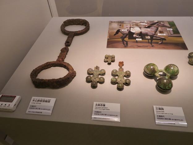 しだみ古墳群ミュージアム「SHIDAMU(しだみゅー)」展示室 No- 61:志段味大塚古墳から出土した装飾品