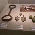 Photos: しだみ古墳群ミュージアム「SHIDAMU(しだみゅー)」展示室 No- 61:志段味大塚古墳から出土した装飾品