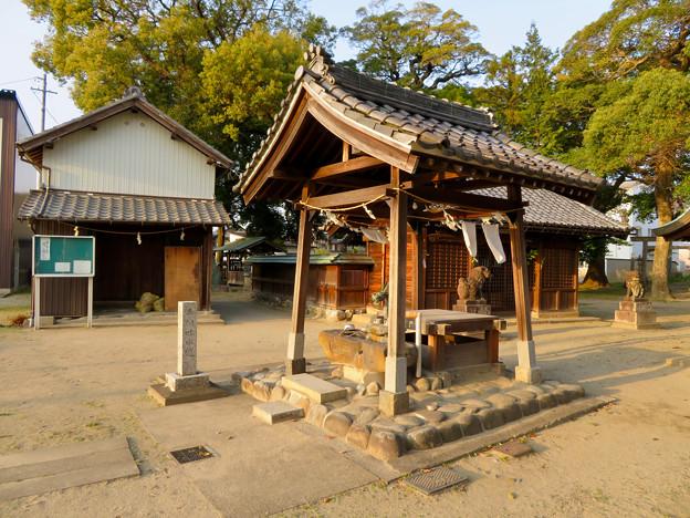 黒岩石刀神社 - 12
