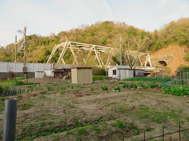 愛知環状鉄道の鉄橋 - 1