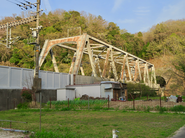 愛知環状鉄道の鉄橋 - 2