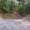 Photos: 東谷山山頂への道 - 12:山頂の尾張戸神社への近道?