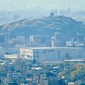 Photos: 尾張戸神社の展望台から見た景色 - 12:小牧山