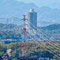 Photos: 尾張戸神社の展望台から見た景色 - 18:スカイステージ33