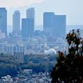 Photos: 尾張戸神社の展望台から見た景色 - 29:名駅ビル群