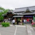 Photos: 霊鷲院  - 2:江南藤まつり開催中の霊鷲院